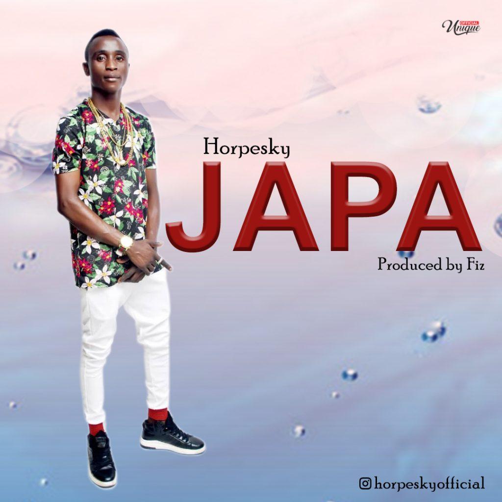 MUSIC] Horpesky – JAPA