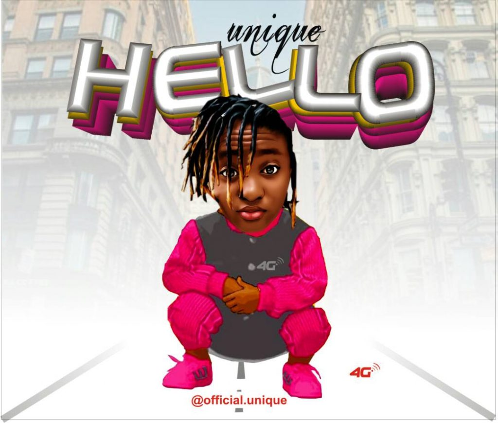 MUSIC] UNIQUE – 'HELLO' Prod. By MG Beats